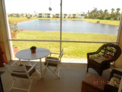 מרפסת Ocean Village Golf Lodges North 502