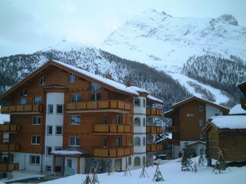 Отель Apart Holidays - Residenz Chateau 4 звезды Швейцария
