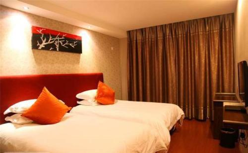 Standard Twin Room Fulin Express Hotel