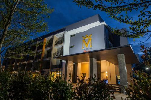 M Boutique Resort front view
