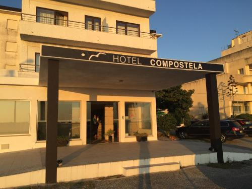 Hotel Compostela front view