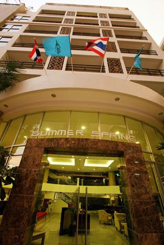 Отель Summer Spring Hotel 3 звезды Таиланд