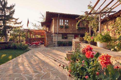 Yovina House Zheravna, Zheravna