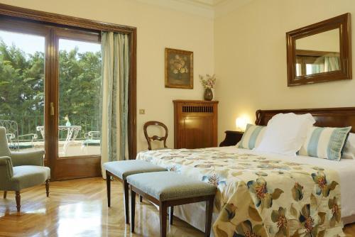 Habitación Familiar con acceso al spa (2 adultos + 2 niños) Hostal de la Gavina GL 5