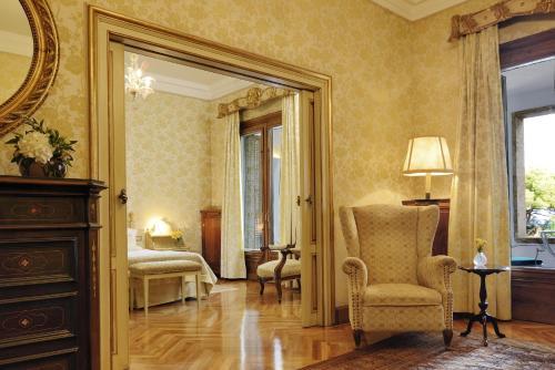 Suite Deluxe with Spa Access  Hostal de la Gavina GL 2