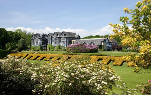 Gregynog Hall,Newtown