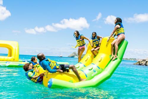 Bay Gardens Beach Resort Saint Lucia St Lucia Overview