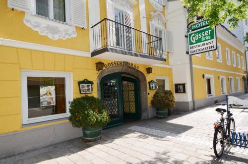 Hotel Gösser Bräu, 4600 Wels