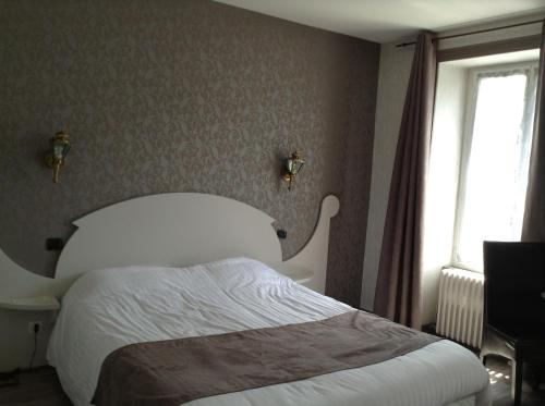 Doppelzimmer mit Gartenblick (Double Room with Garden View)