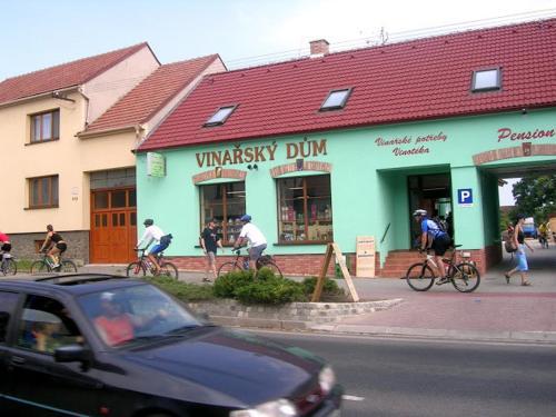 Vinarský Dum Kopecek