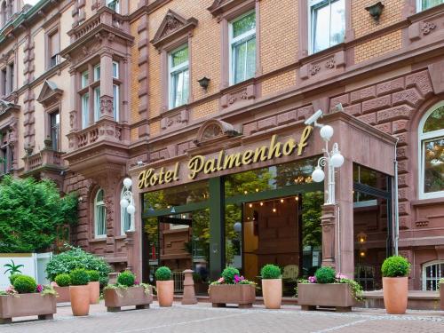Hotel Palmenhof impression