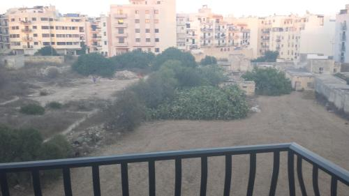 Qawra Apartment front view