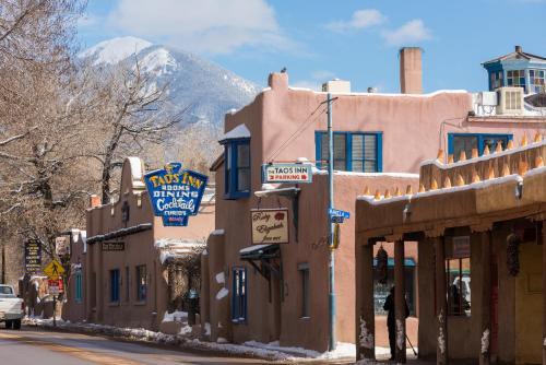 The Historic Taos Inn