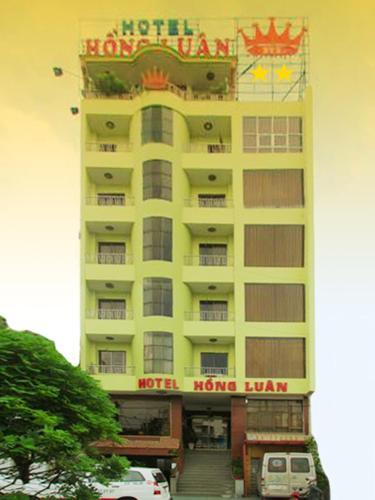 Hong Luan 2 Hotel front view