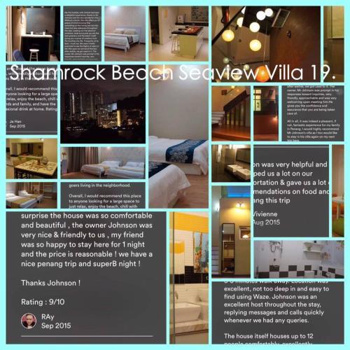 Shamrock Beach Holidayhome 19, Batu Ferringhi
