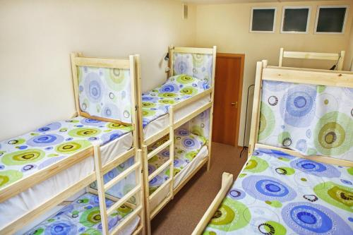 Bed in Gemengde Slaapzaal met 8 Bedden (Bed in 8-Bed Mixed Dormitory Room)
