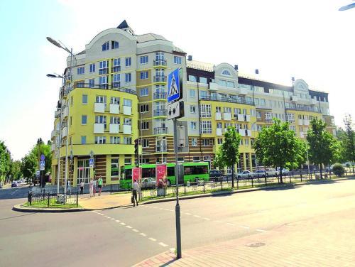 Cosmonauts Apartment, Brest