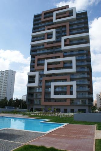 Apartamentos Turisticos Rocha Tower 2 Praia da Rocha Algarve Portogallo