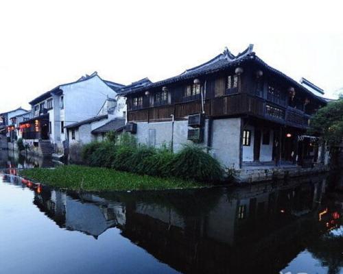Отель Xitang Riverside Inn Wanghe Renjia 0 звёзд Китай