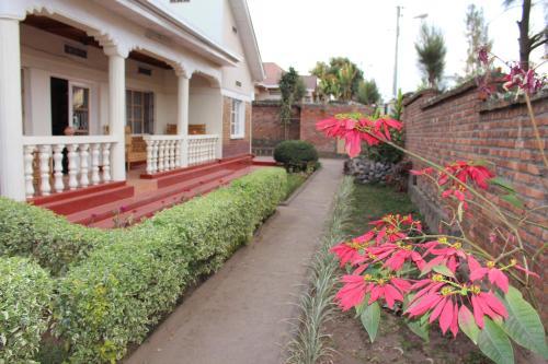 Amahoro Guest House, Ruhengeri