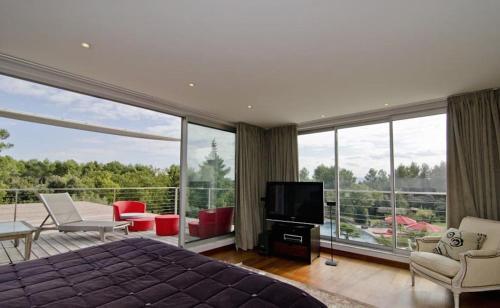 Design & Luxe Villa House Balinaise