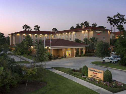 Towneplace Suites By Marriott Houston Intercontinental Airport TX, 77032