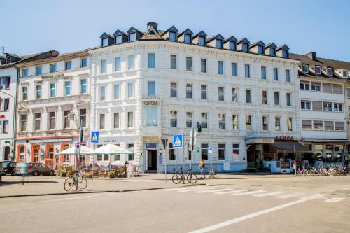 Отель Hotel Vinum Integrationshotel 0 звёзд Германия