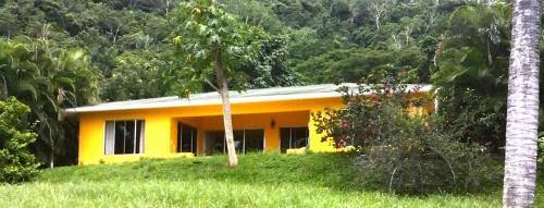 Casa Amarilla front view
