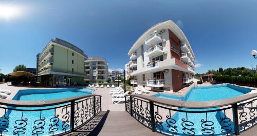 Отель Hotel Zaara 3 звезды Болгария