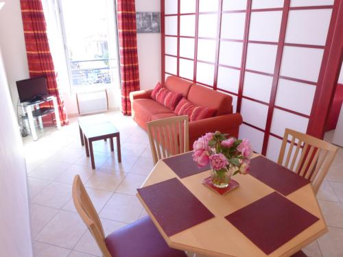 1 Bedroom Etats Unis-Croisette
