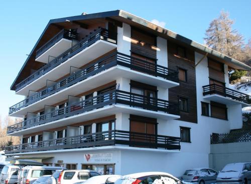 Appartements Mont Rouge Veysonnaz