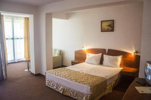 Superior Double Room with Balcony and Sea View (3 Adults) - All Inclusive
