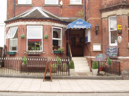 Consort Bed & Breakfast, The,Wymondham