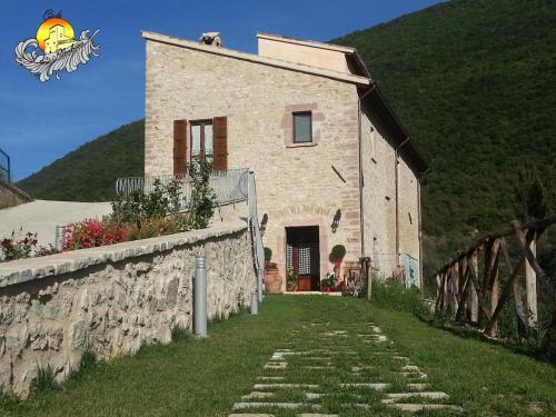 foto Agriturismo Casale La Palombara (Cerreto di Spoleto)