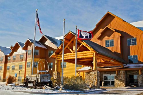 Best Western Hotel Gillette Wyoming