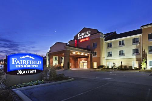 Fairfield Inn & Suites Chattanooga South/East Ridge TN, 37412