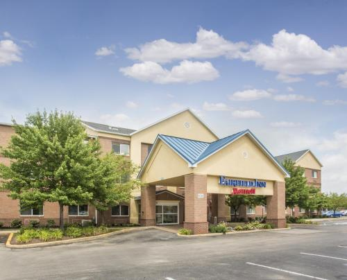 Fairfield Inn Suites By Marriott Dayton South Hotel