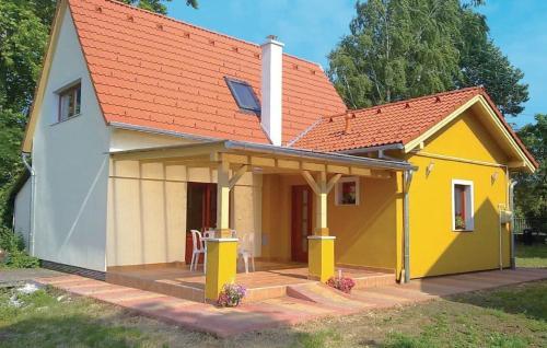 Отель Holiday home Béke utca-Balatonberény 0 звёзд Венгрия