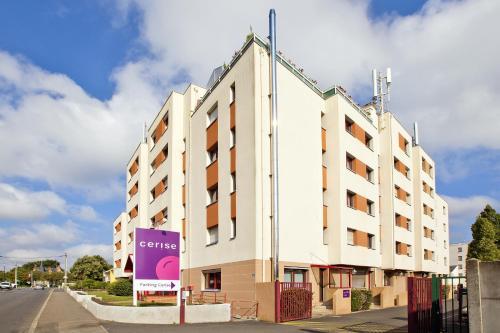 Отель Cerise Nantes La Beaujoire 0 звёзд Франция