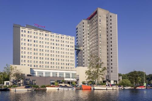 Mercure Hotel Amsterdam City South impression