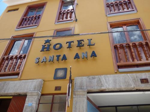 Hotel Santa Ana, Ayacucho