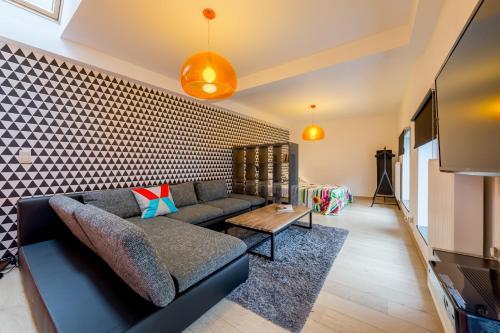 Отель Smartflats Brusselian 0 звёзд Бельгия