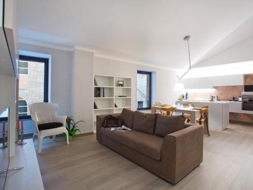 Separate living room Apartment Tolomei
