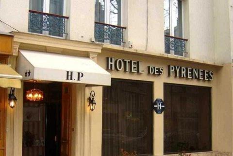 Hôtel des Pyrénées - Entre Bastille et Nation