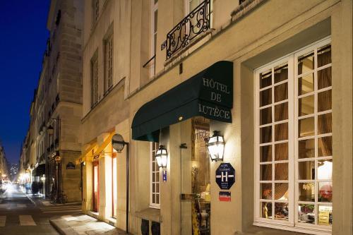 Hôtel De Lutece - Notre-dame