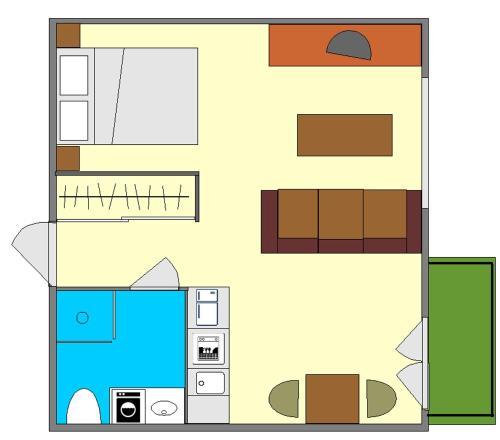 Apartment Karja