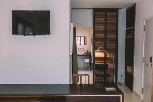 Double or Twin Room Hotel Villa Lorenea 16