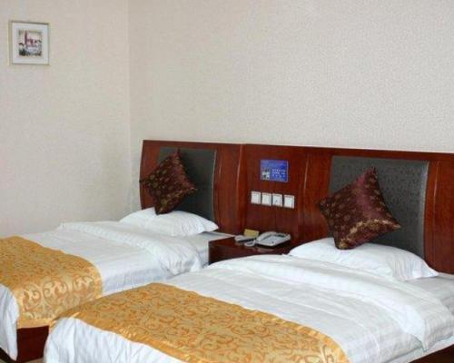 Отель Chizhou Dushi Business Inn 0 звёзд Китай