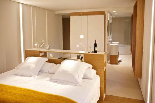 Suite Junior con vistas al jardín - No reembolsable Echaurren Hotel Gastronómico 2