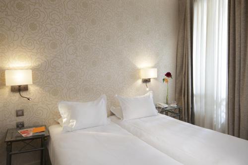 Londres et new york 9th arrondissement op ra paris for Boutique hotel 9th arrondissement